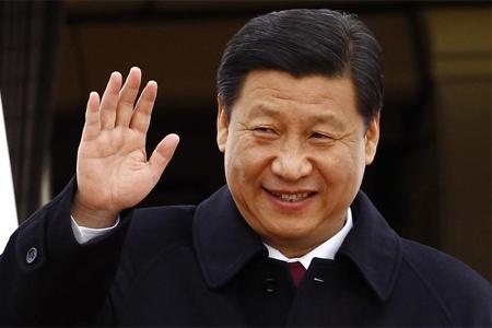 Председатель КНР Си Цзиньпин. Фотография с сайта evplanov.narod.ru
